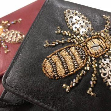 Mooie collectie portemonnees en tassen van ByLouLou is binnen!
