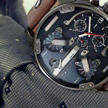 Uitverkoop Diesel horloges!