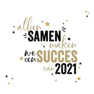 We wensen iedereen een heel gelukkig en gezond 2021!!!